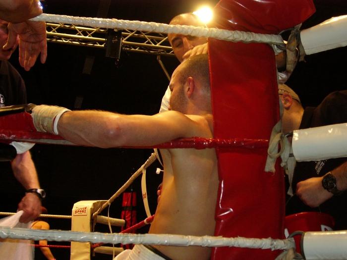 Steve Jamoye vs. Luis Solis  (2)
