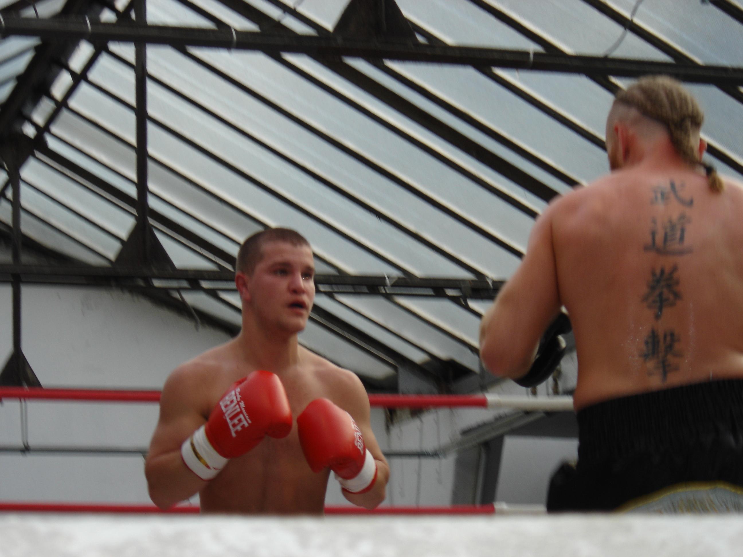 federgewicht boxen