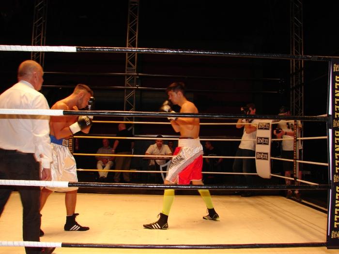 Jaron Benjamin Transfeld vs. Selim Sarialioglu (2)