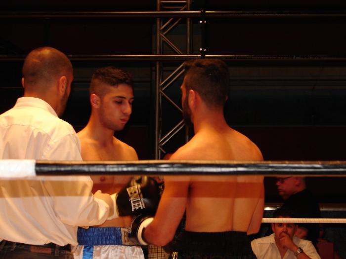 Nawid Hakimsadeh vs. Gökhan Uear (2)