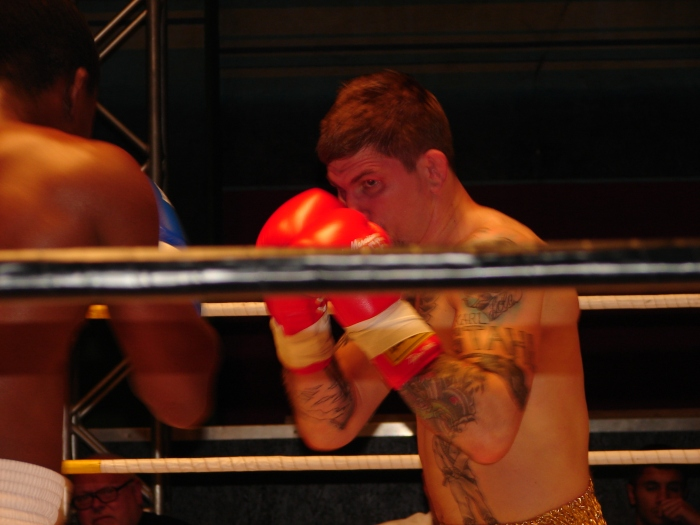 Niko Lohmann vs. Jay Spencer (11)