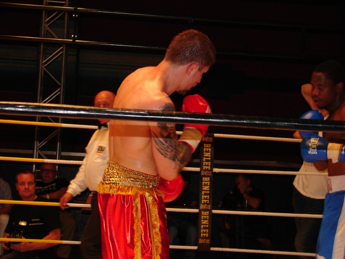 Niko Lohmann vs. Jay Spencer (20)
