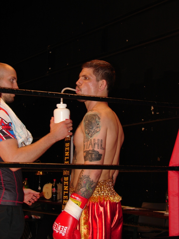 Niko Lohmann vs. Jay Spencer (3)
