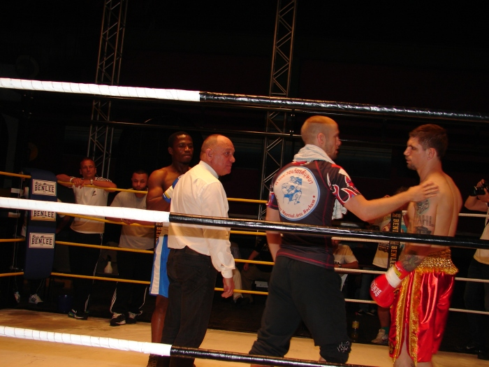 Niko Lohmann vs. Jay Spencer (4)