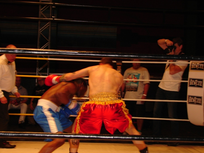 Niko Lohmann vs. Jay Spencer (9)