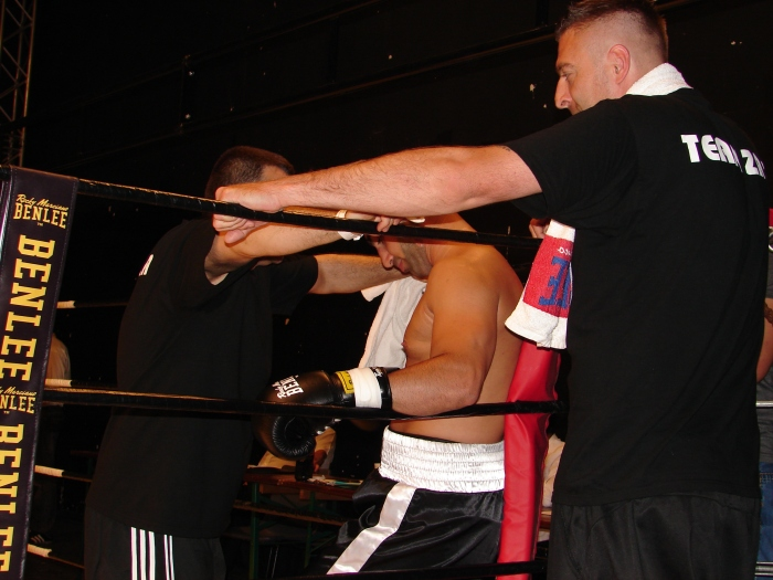Yusuf Kanguel vs. Suleyman Dag (2)