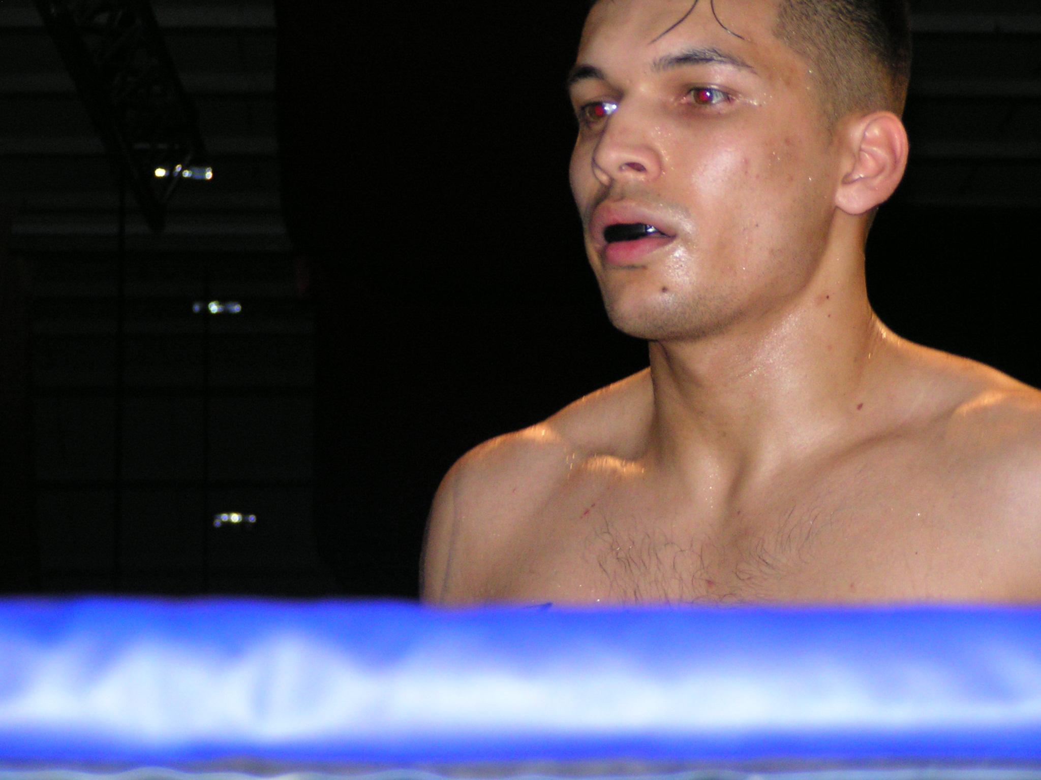 Mittelgewicht Boxen Weltmeister